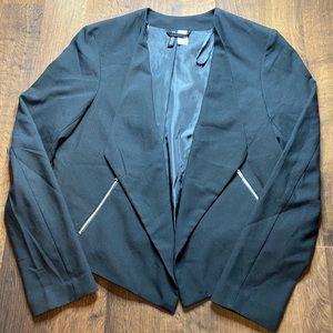 Black Fashion Blazer